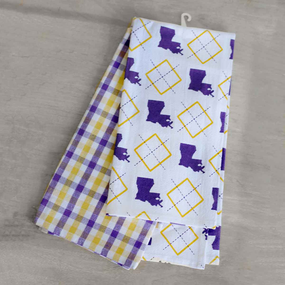 Louisiana Hand Towels Set Of 2 The Royal Standard