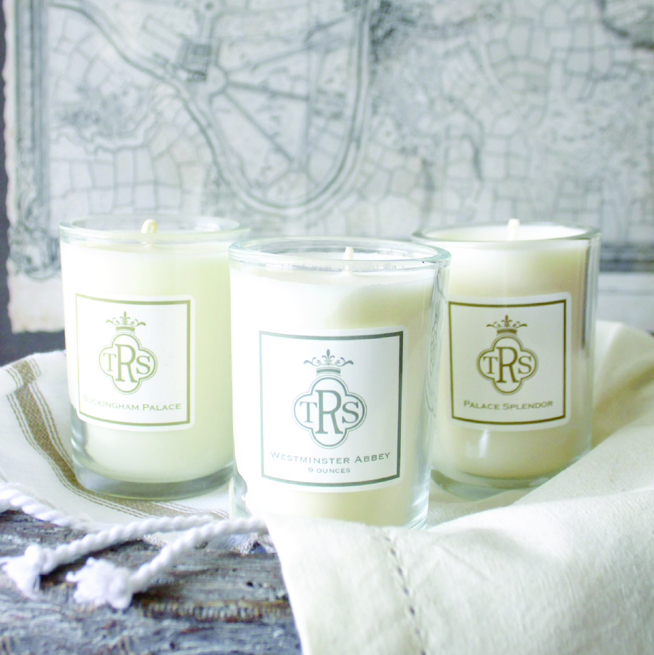 Candles & Home Scents