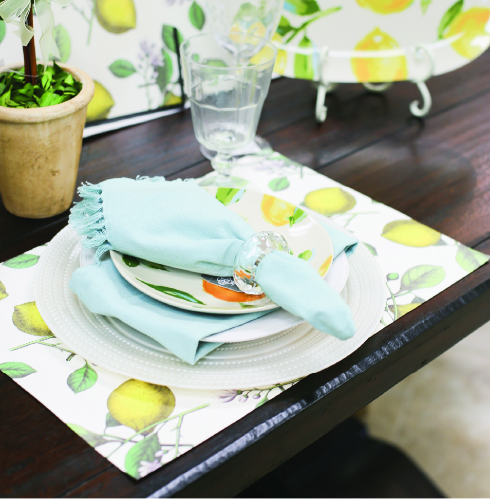 Placemats & Chargers
